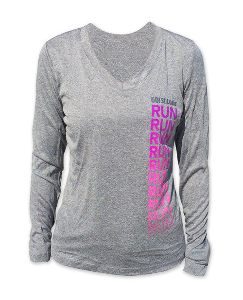 Women's Sport-Tek® Long Sleeve Tee