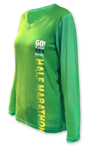 Women's 2018 Half Marathon Event Shirt