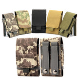 Nylon Military Tactical Army Pouch Case For iPhone 5/5s 6/6S Plus Phone Accessories Bag For Samsung Galaxy J5 S5 S6 S7 Edge