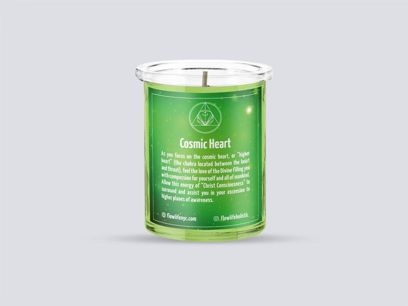 Cosmic Heart - 6 oz - 100% soy wax