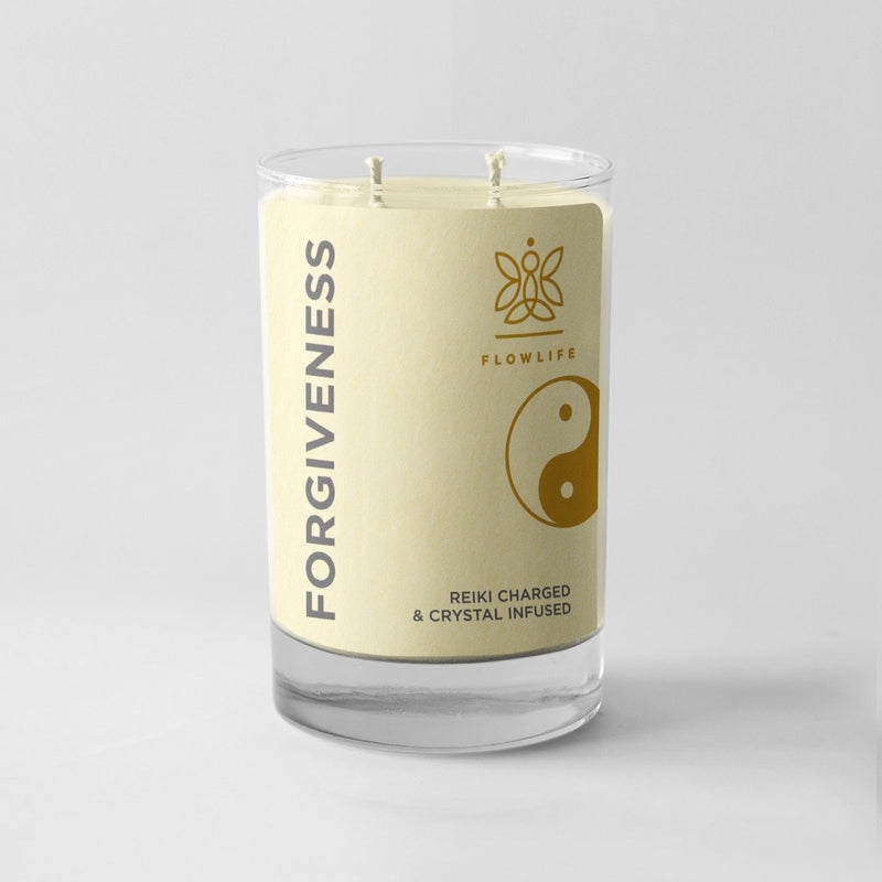 Forgiveness Affirmation Candle - 9 oz 100% soy wax