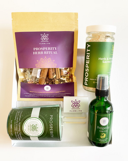Flowlife PROSPERITY Gift Set
