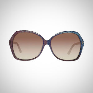 Tom Ford FT0328 83F 60 Violet Ladies Sunglasses