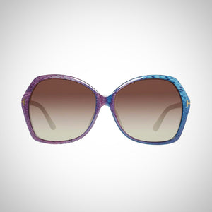 Tom Ford FT9328 83F 60 Ladies Violet Sunglasses