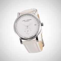 Lars Larsen 137SWWL Emma Ladies Leather Watch