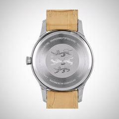 Lars Larsen 139SSSL Ladies Leather Watch