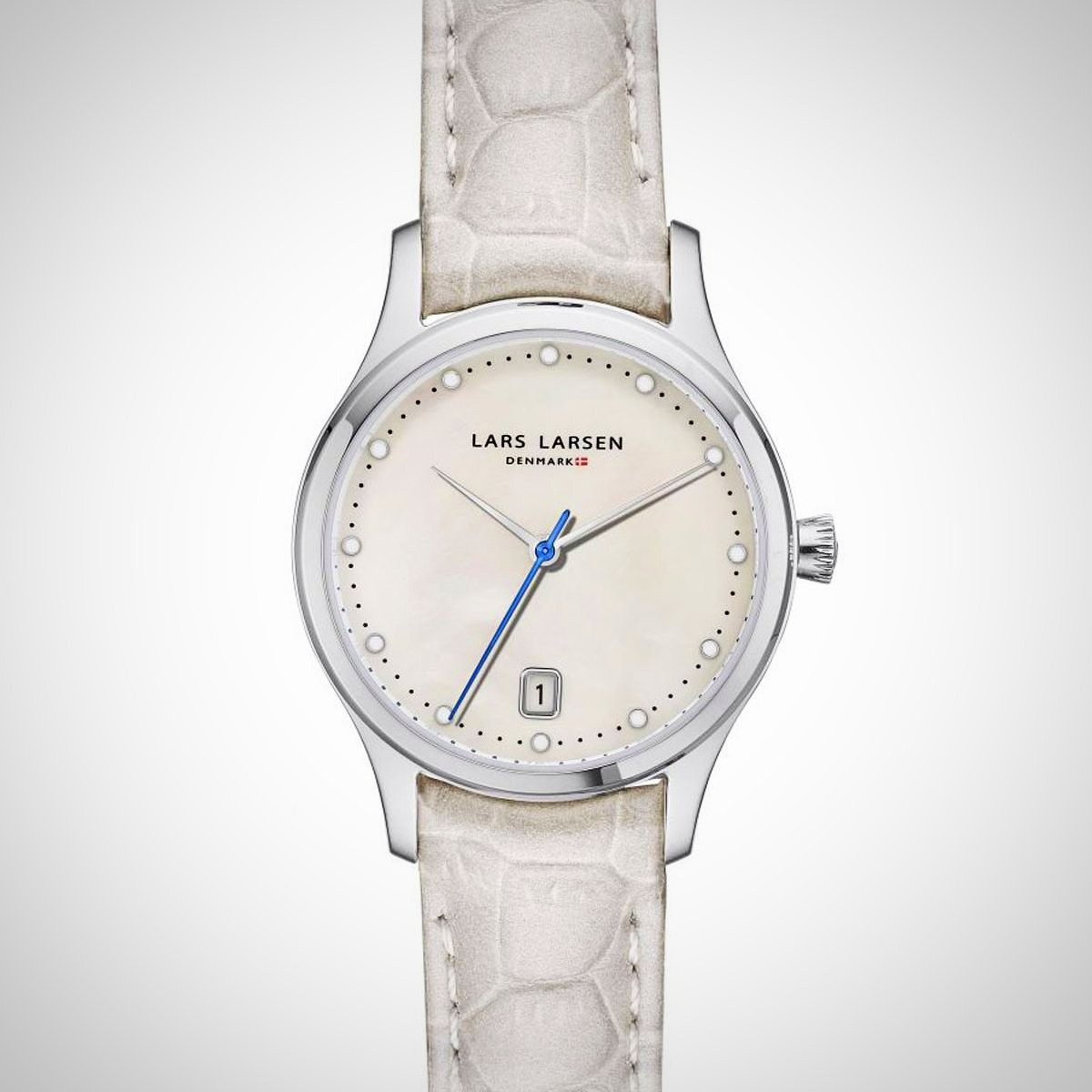 Lars Larsen 139SWWL Ladies Multi-Function Watch