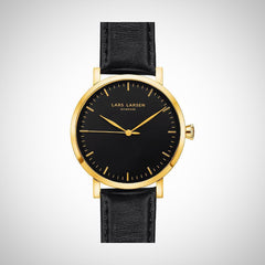 Lars Larsen 143GBBLL Men's Watch