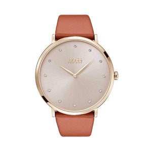 Hugo Boss 1502411 Ladies Jillian Brown Watch