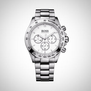 Hugo Boss Ikon 1512962 Men's Stainless Steel Chronograph Watch