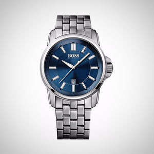 Hugo Boss Origin 1513044 Blue Dial Mens Watch