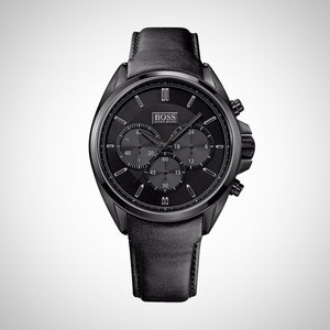Hugo Boss Driver 1513061 Black Men's Chronograph Watch