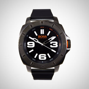 Hugo Boss Sao Paulo 1513106 Mens Black Quartz Watch