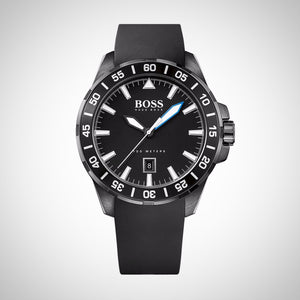 Hugo Boss 1513229 Deep Ocean Men's Black Stainless Steel Quartz Watch
