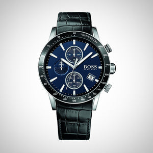 Hugo Boss 1513391 Blue Dial Chronograph Men's Watch