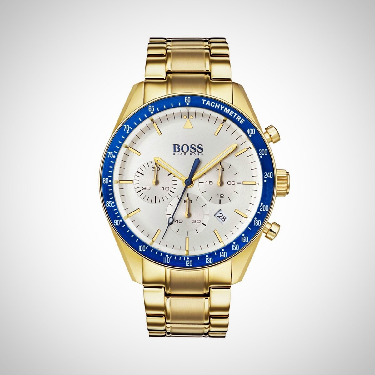 Hugo Boss 1513631 Trophy Men's Chronograph Watch