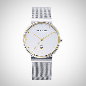 Skagen 355LGSC Ancher Men's Steel Mesh Quartz Watch