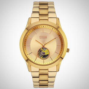Storm 47259/GD Sorena Gold Mens Automatic Watch