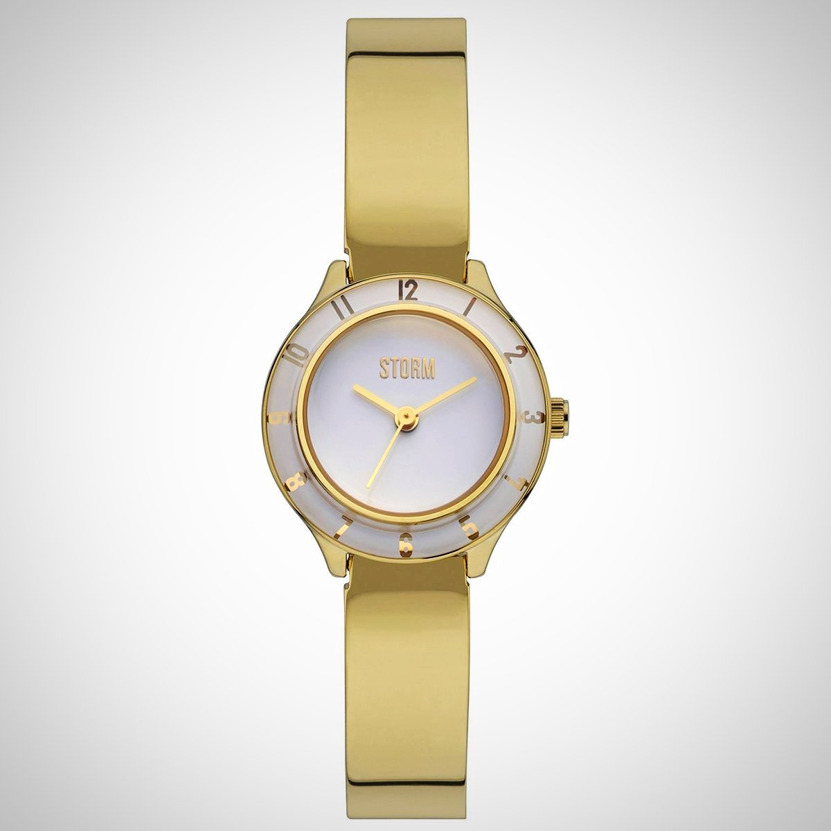 Storm 47262/GD Zyla Gold Ladies Watch