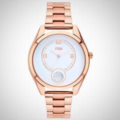 Storm 47296/RG/W Orba Rose Gold Ladies Watch