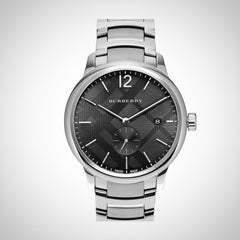 Burberry BU10005 The Classic Men's Stainless Steel Swiss made Quartz Watch
