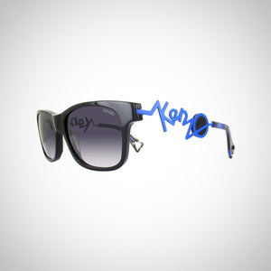 Kenzo KZ3169-01-54 Ladies Black Sunglasses