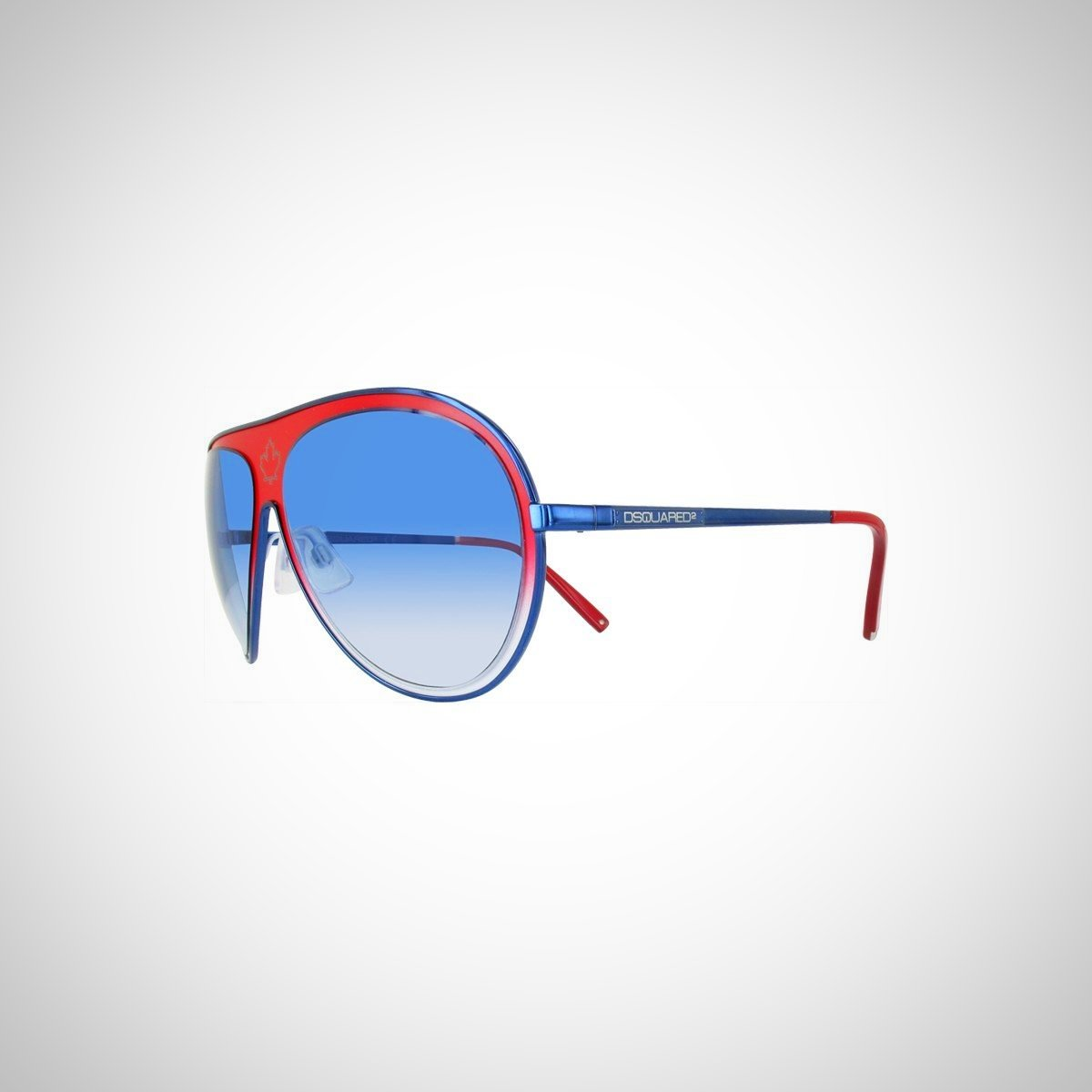 Dsquared2 DQ0104/S Unisex Blue and Red Sunglasses