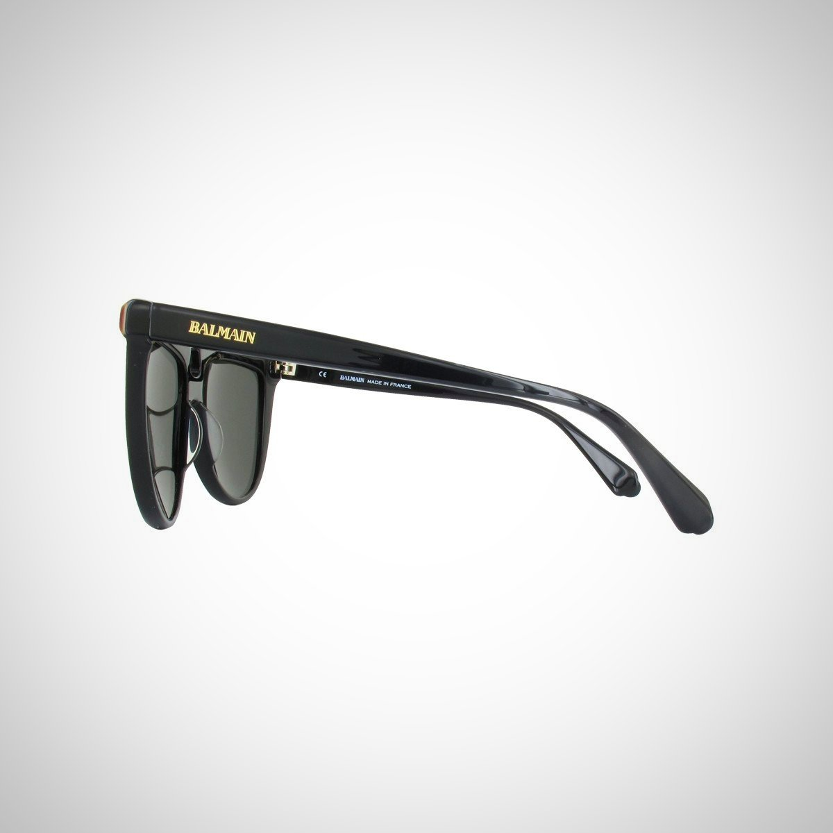 Balmain BL2051-01-57 Ladies Black Sunglasses