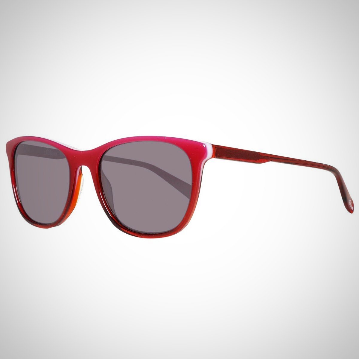 S. Oliver 98697 900 Ladies Red Frame Sunglasses
