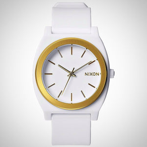 Nixon Time Teller P A119-1297 Unisex White Watch