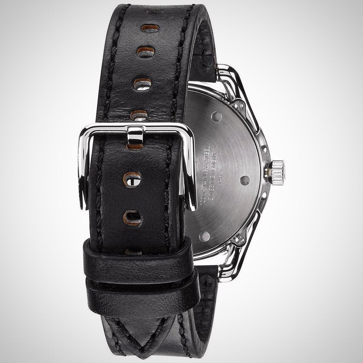 Nixon A459-008 The C39 Unisex Leather Watch