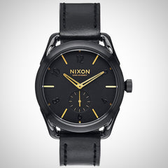 Nixon A459-010 The C39 Unisex Leather Watch