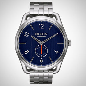 Nixon A951-307 The C45 Men's SS Swiss Made Watch