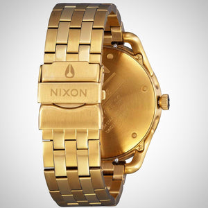 Nixon C45 SS Men's A951-510 PVD Gold Plated Watch