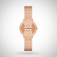 Emporio Armani AR11006 Ladies Rose Gold Watch