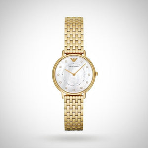 Emporio Armani AR11007 Ladies Mother of Pearl Watch