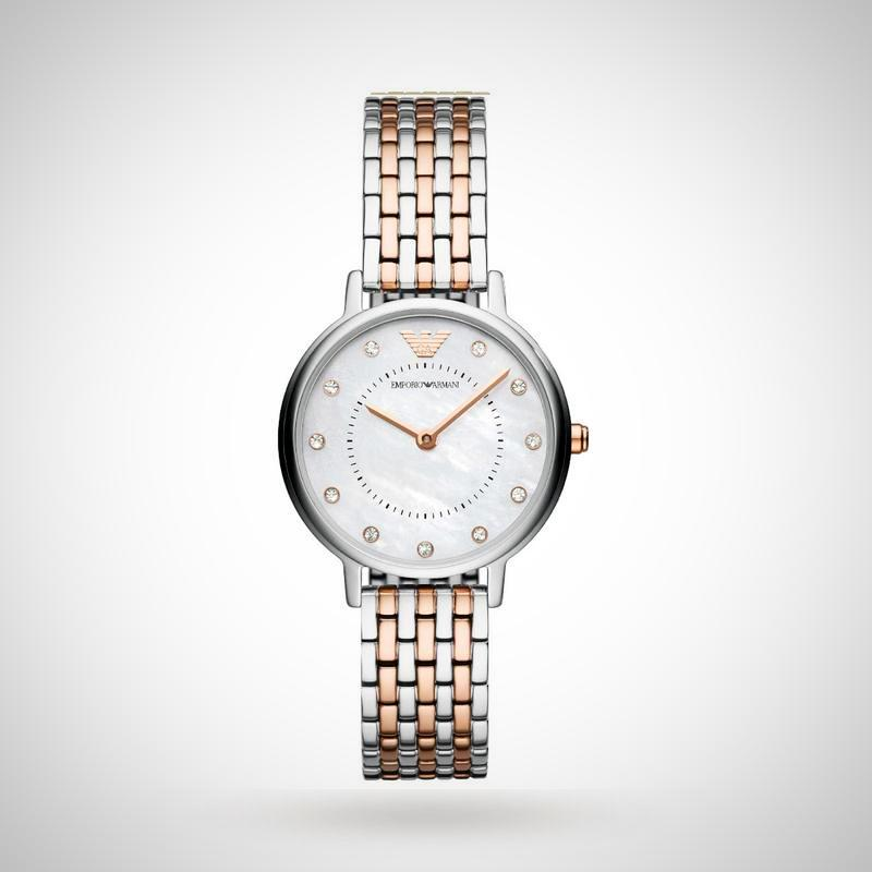Emporio Armani AR11094 Ladies Stainless Steel Watch