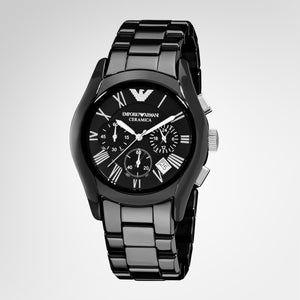 Emporio Armani Ceramica AR1400 Men's Chronograph Watch