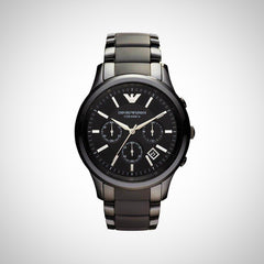 Emporio Armani AR1452 Men's Ceramic Chronograph Watch