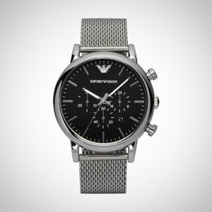 Emporio Armani AR1808 Chronograph Mens Watch
