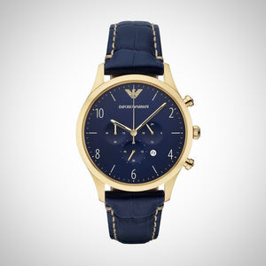 Emporio Armani AR1862 Men's Chronograph Blue Watch