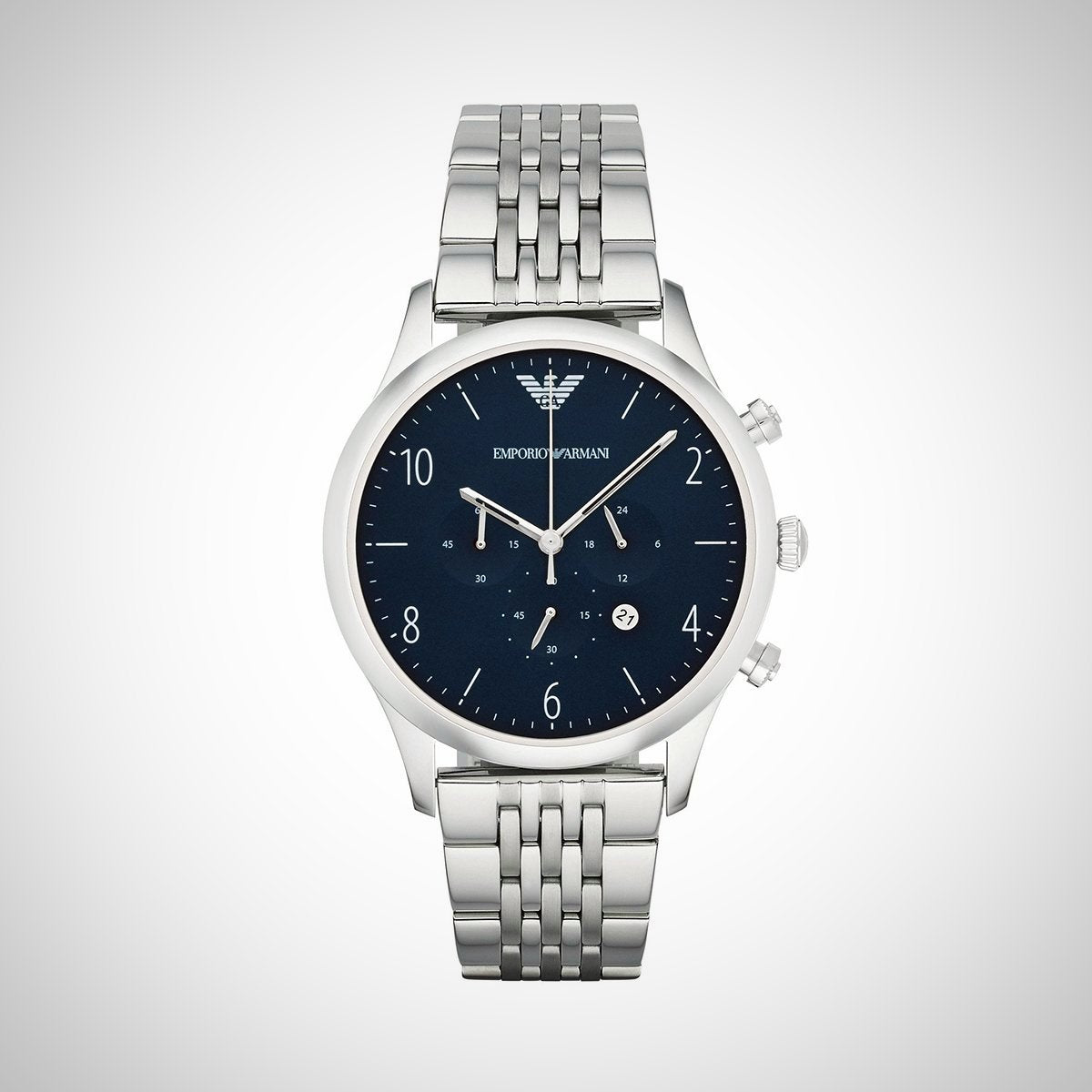 Emporio Armani AR1942 Men's Dress Multi-Function Watch