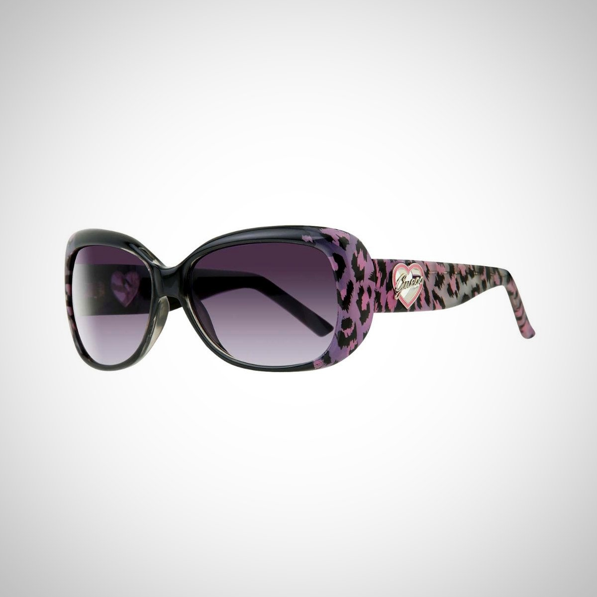 Guess GU7147 BLK-35 Ladies Grey Gradient Sunglasses