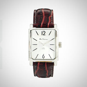 Ben Sherman BS037 Men's Brown Leather Watch