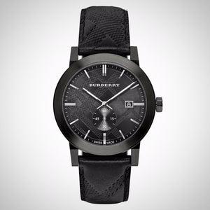 Burberry City Leather BU9906 Men's Watch