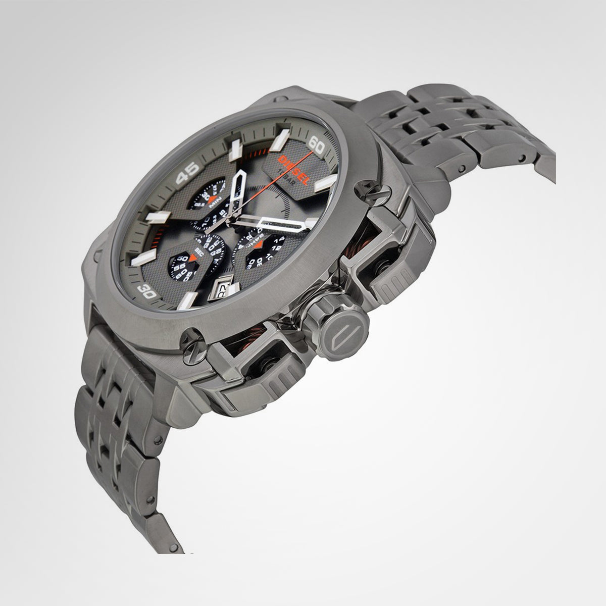 Diesel DZ7344 BAMF Gunmetal Men's Chronograph Watch