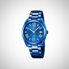 Festina F16864/3 Ladies Stainless Steel Quartz Blue Dial watch