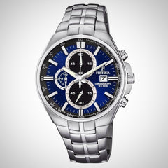 Festina F6862/3 Mens Chronograph Watch