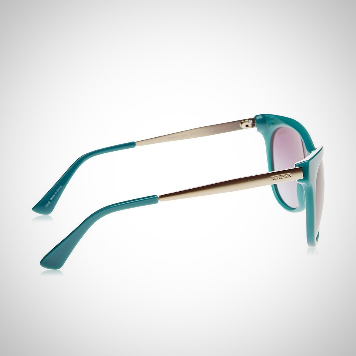 Guess GF6007 92B 54 Ladies Turquoise Sunglasses