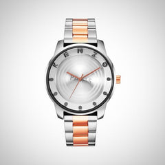Kenzo K0054002 Mens Silver Stainless Steel Watch